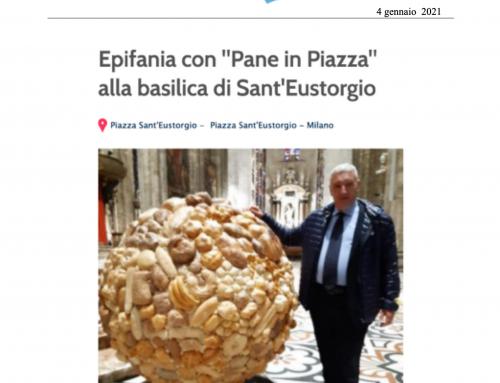 Repubblica.it – Epifania con 'Pane in Piazza' alla basilica di Sant'Eustorgio