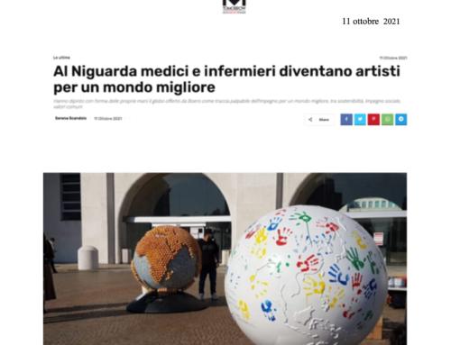 MI Tomorrow – Al Niguarda medici e infermieri diventano artisti per un mondo migliore